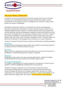 SecurityPolicyStatement